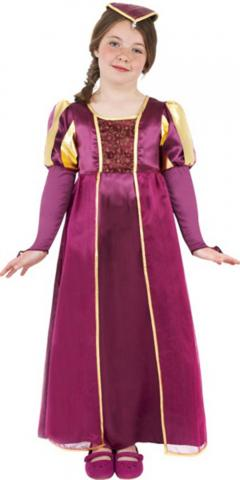 Tudor lady costume