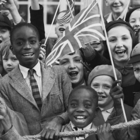 UK black history for primary school children