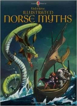 Usborne Illustrated Norse Myths
