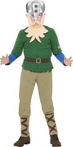 Viking man costume