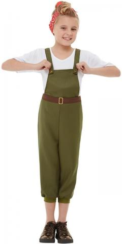 WWII Land Girl costume
