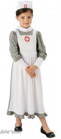 WWI nurse costume