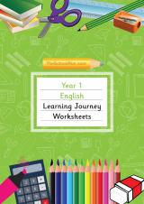 Year 1 English Learning Journey Pack