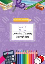 Year 6 Maths Learning Journey Pack