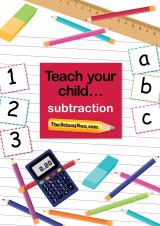 Teach your child subtraction