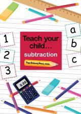 Teach your child subtraction