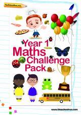 TheSchoolRun Y1 Maths Challenge Pack
