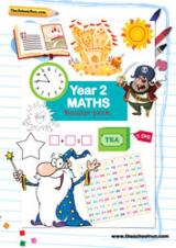 Year 2 Maths booster pack