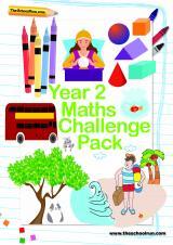 TheSchoolRun Y2 Maths Challenge Pack