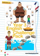 TheSchoolRun Y3 English Challenge Pack