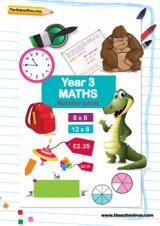 Year 3 Maths booster pack