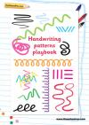 Handwrirting patterns playbook