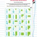 year 3 fractions worksheets theschoolrun. Black Bedroom Furniture Sets. Home Design Ideas