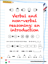 Verbal and non-verbal reasoning