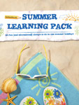 Summer learning pack