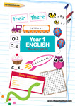 Year 1 English booster