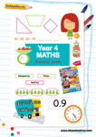 Year 4 maths booster