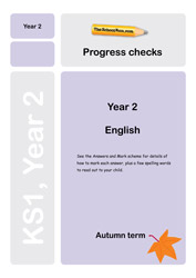 Year 2 English progress check