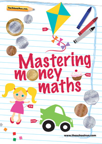 Mastering money maths pack