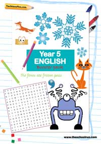 year 5 English booster