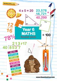 Year 6 maths booster
