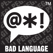 bad language content descriptors for gaming