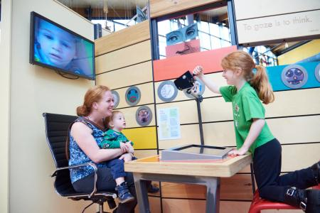 Life Science Centre family educational activities
