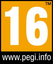 PEGI 16 rating image