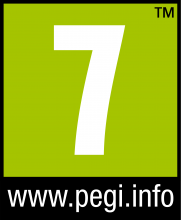 PEGI 7 rating image