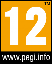 PEGI 12 rating image