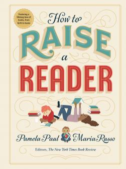 How to Raise a Reader front cover