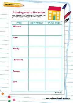 Free maths worksheets for KS1 and KS2 | Free printable ...