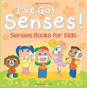 Senses explained for children hearing touch sight smell and childrens books about the senses ccuart Images