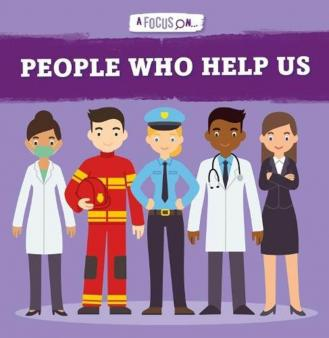 People who help us topic resources and information | KS1 homework