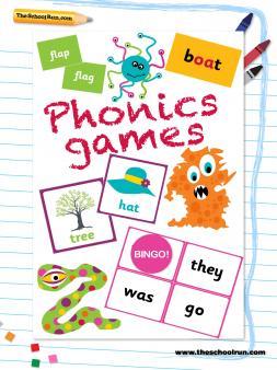 Phonics on Blending Sounds Worksheets