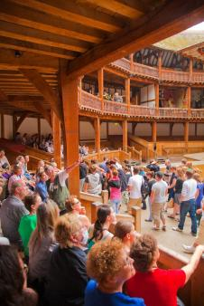 Shakespeare's Globe reviewed for parents | Shakespeare family