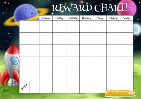 photograph regarding Reward Chart Printable identified as Absolutely free printable benefit chart Downloadable profit charts
