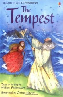 the tempest coursework help No fear shakespeare puts shakespeare's language side-by-side with a facing-page translation into modern english—the kind of english people actually the tempest.