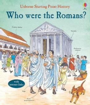 Ancient Rome for children | Romans primary homework help