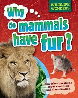 Books about mammals for kids