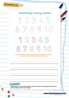 Free Advice Resources And Worksheets For Reception Ks And Ks  Some Useful Worksheets To Support Eyfs Maths