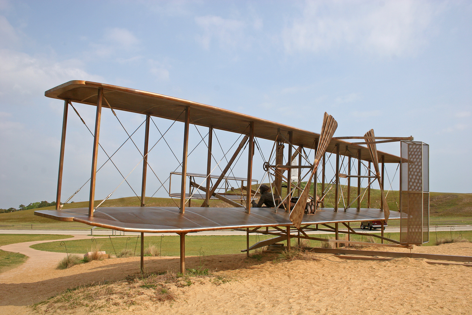 History of flight for children | The Wright Brothers for KS1